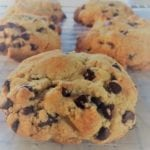 gluten-free chocolate chip cookie recipe