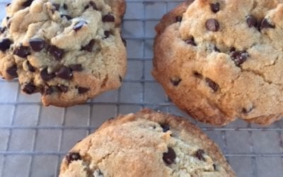 Christy's Gluten-Free Chocolate Chip Cookies