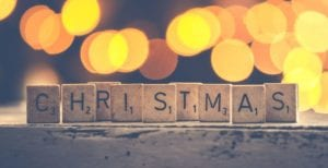 christmas scrabble
