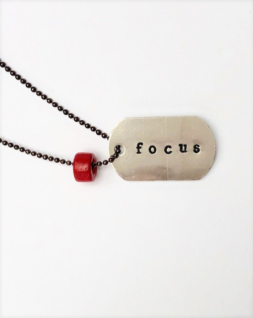 Focus necklace