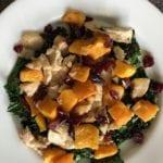 kale squash recipe