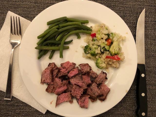 Better Belly Steak Recipe
