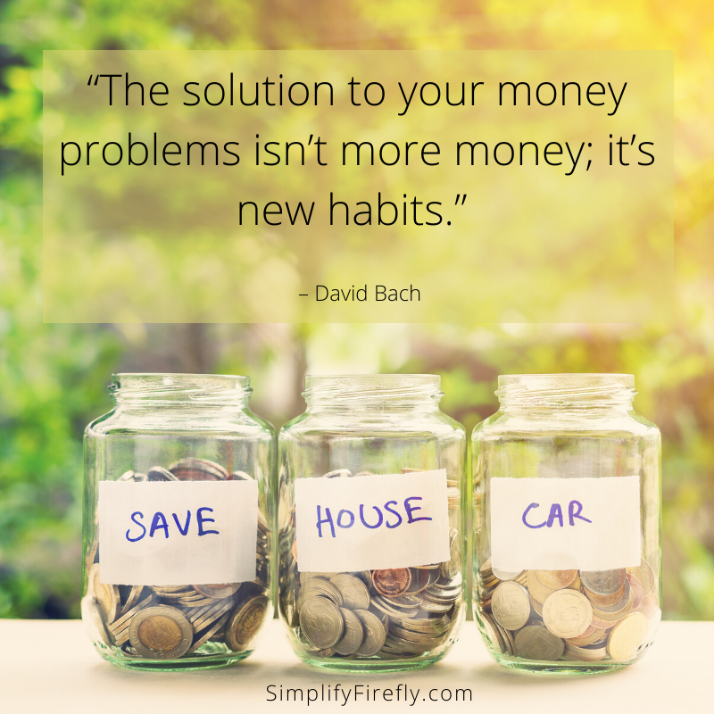 The solution to your money problems isn't more money; it's new habits. David Bach