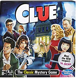 The game of clue