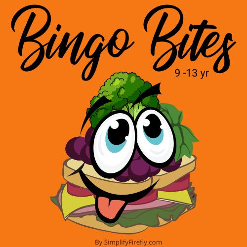 Bingo Bites 9 - 13