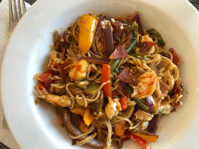 Mark's Spicy Shrimp Recipe