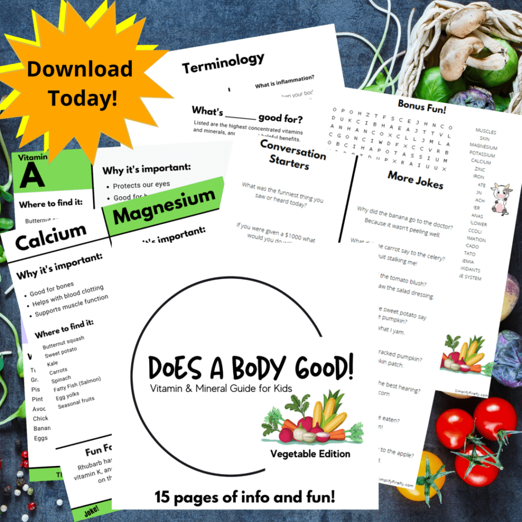 Does a Body Good Printable